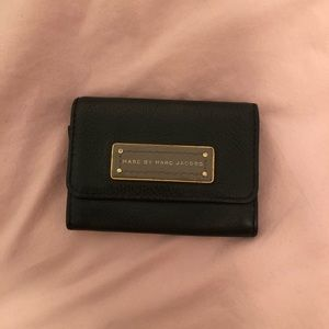 Marc Jacobs Small Leather Card Wallet